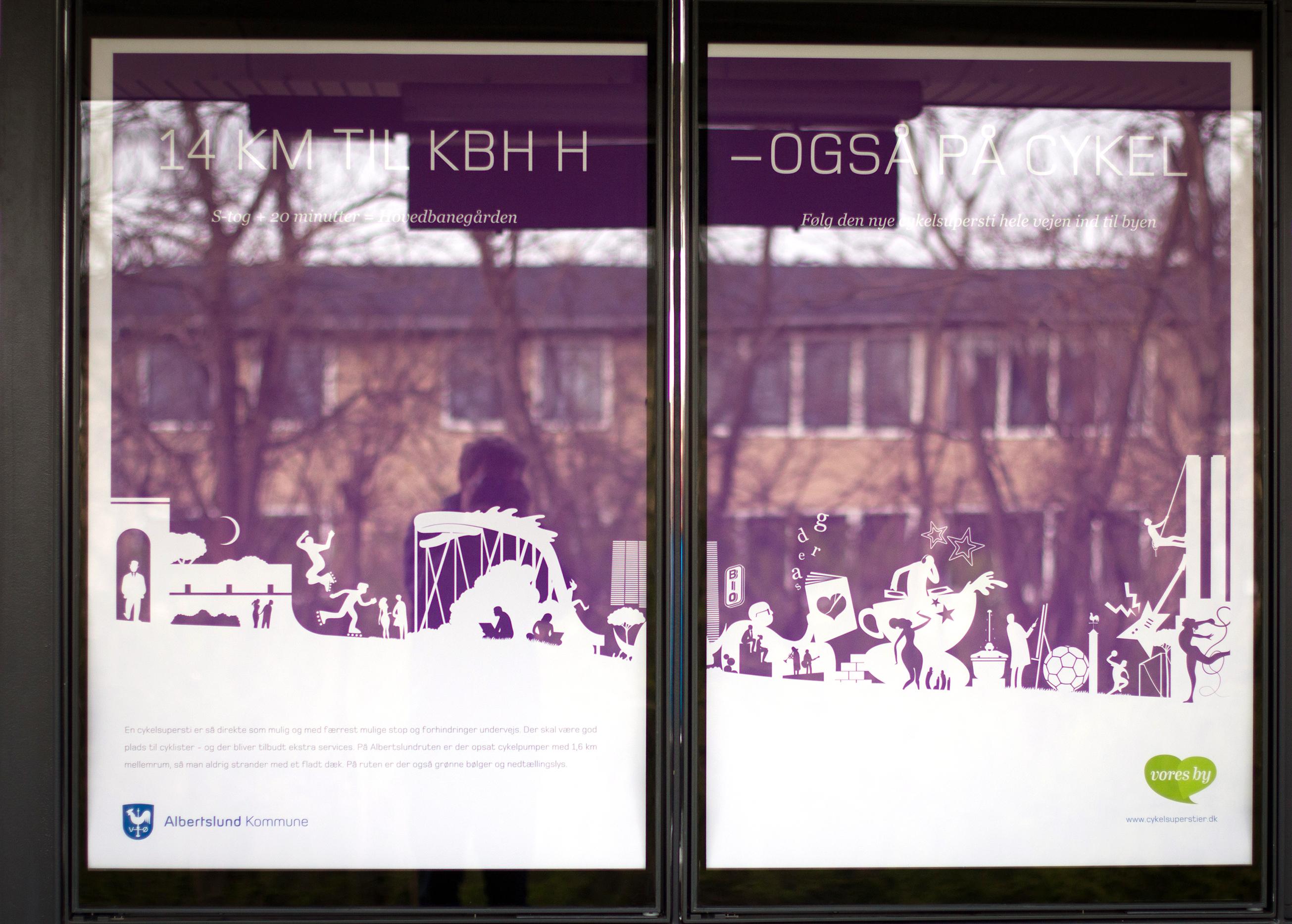 Albertslund-Posters